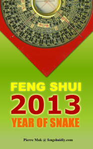Feng Shui 2013 - Year of Snake Lucky Guide