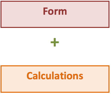 Form and Calculation