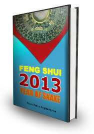 Feng Shui 2013 Year of Snake Guide FREE