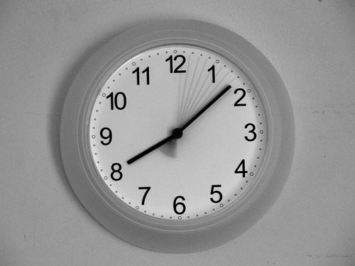6-Clock for Feng Shui