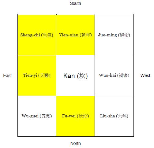 Kan Xing-yao map