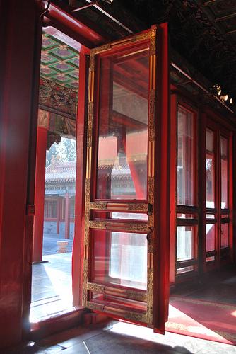 Door Threshold for Good Feng Shui