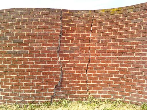 Feng Shui Myths - Wall Cracks