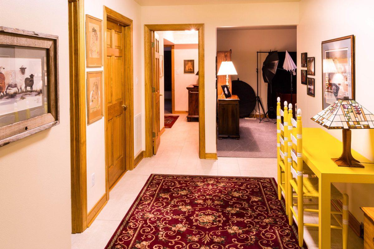 Feng Shui effects of door mats and rugs