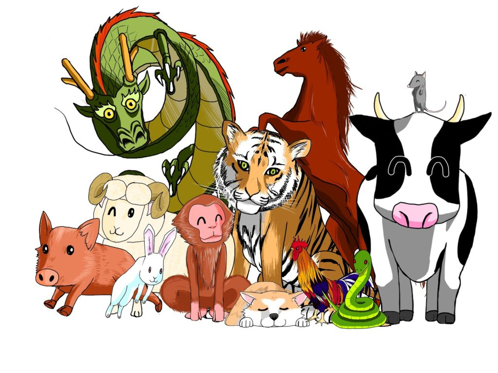 Asian Zodiac Signs
